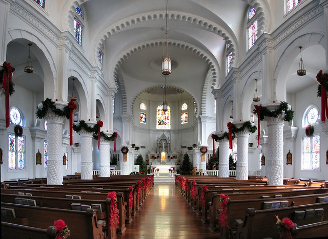 Decorating Ideas > Church Sanctuary Christmas Decorations Ideas  Joy Studio  ~ 092800_Christmas Decorations For Church