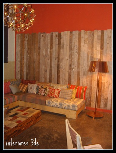 Naranja gama fuerte interiores3de for Amazon decoracion pared