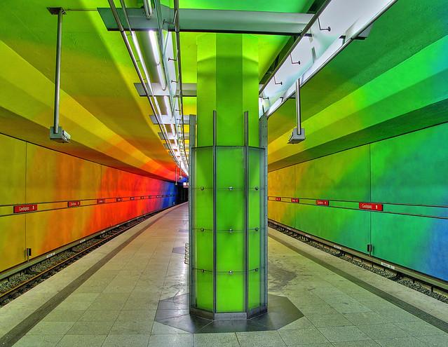 Candidplatz – München  II/V