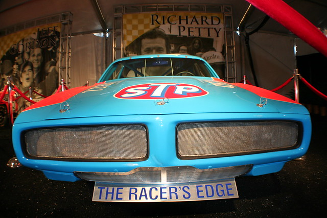 1973 Richard Petty STP Dodge Charger Daytona 500 winner