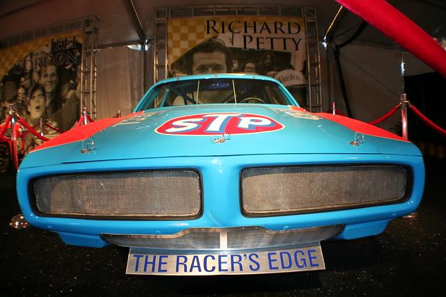 1973 Richard Petty STP Dodge Charger Daytona 500 winner