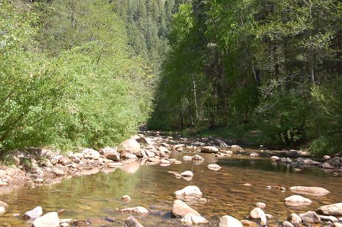 camping arizona picnic hiking campground tonto payson christophercreek