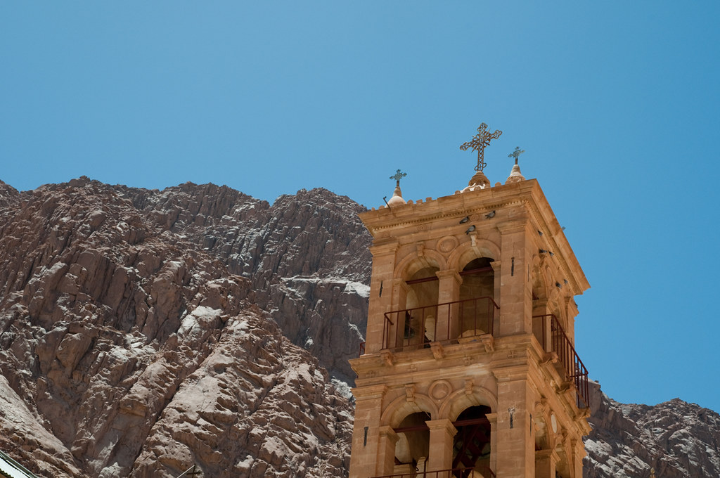 Sinai in Egypt is The Most Popular Mount Among Tourists