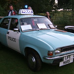 Life on Mars police car Allegro