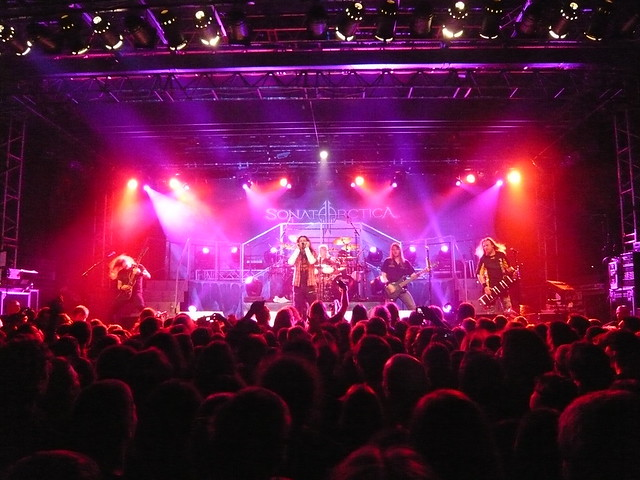 Sonata Arctica - a Finnish metal band