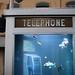 phone booth aquarium by nicolasnova