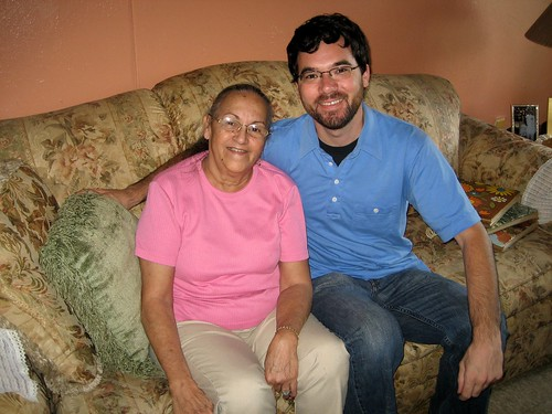 Visiting Mima in Miami 2007