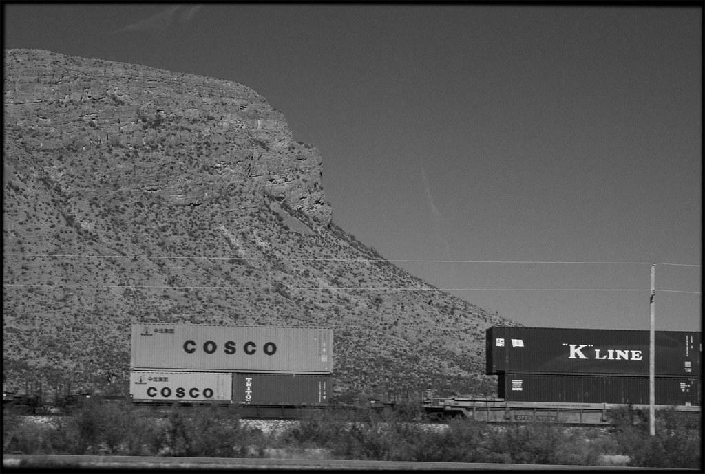 Train, Texas