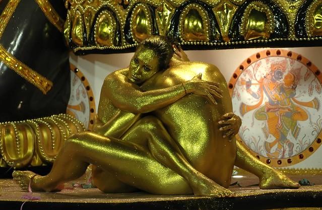 Carnaval in Rio: Motivo Kama Sutra, Viradouro