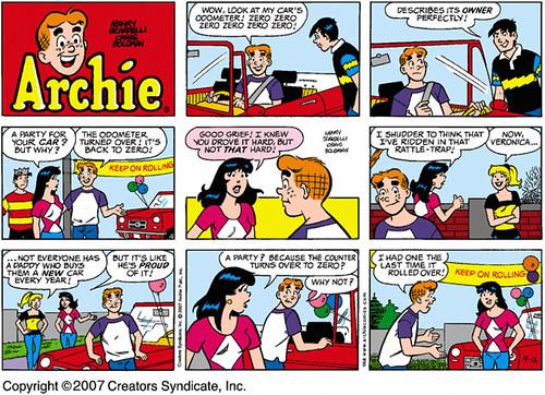 old cartoon strip archie jpg 1200x900