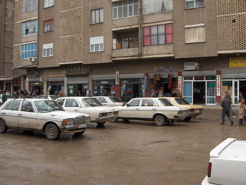 Albania page 2 horizons unlimited the hubb for Mercedes benz albania