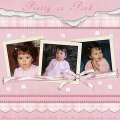 baby shower, pink,