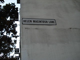 Helen Macintosh (wrong font)