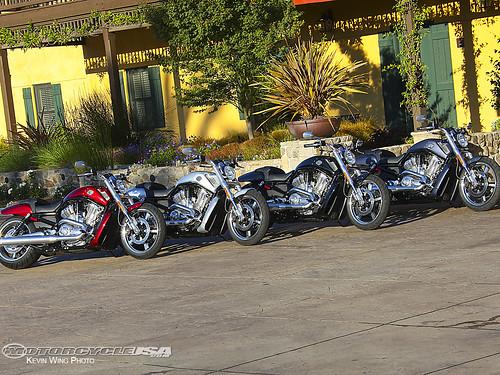 2009 Harley-Davidson V-Rods