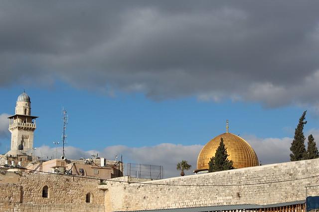 Fieldrecording Jerusalem