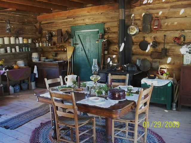 Inside Pioneer Home 2 Flickr Photo Sharing