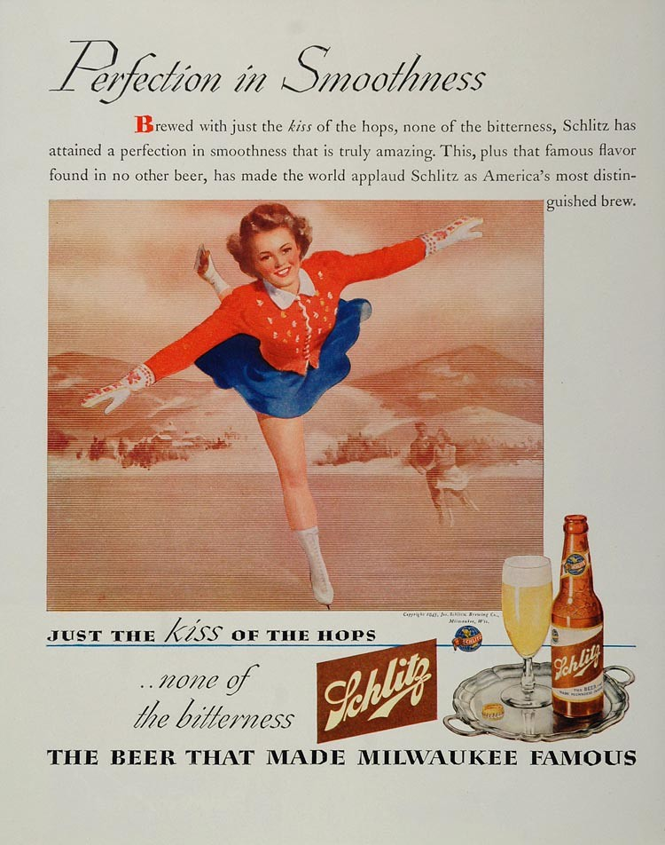 Schlitz-1943-ice-skaters