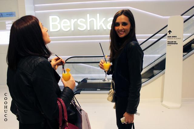 bershka openning coohuco 12