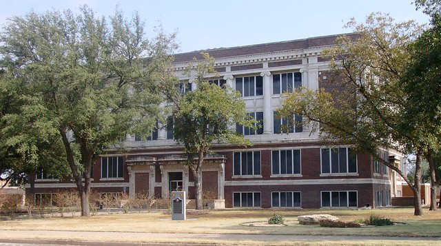 Old Taylor County Courthouse (Abilene, Texas)