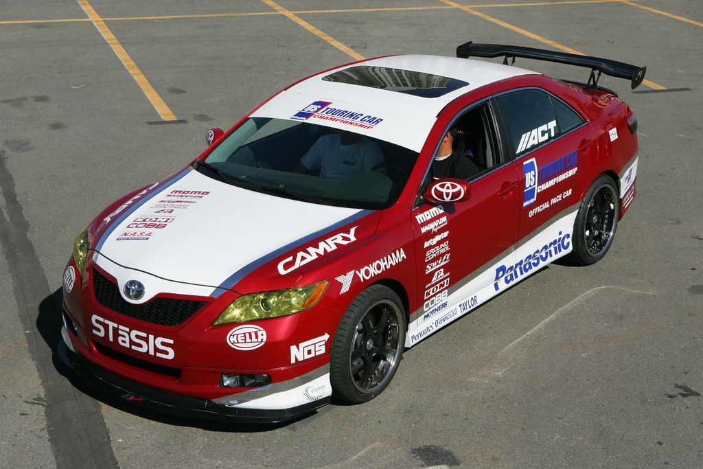 2007 TOYOTA Camry SE USTCC Official Pace Car