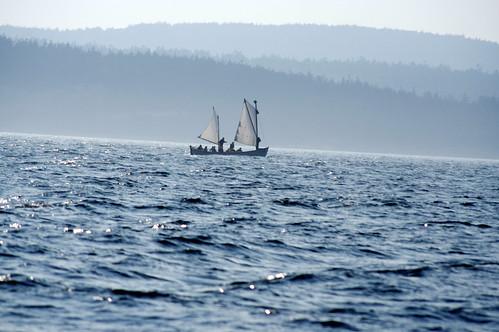 Pulling Boat Convoy