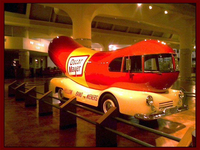 oscar mayer weiner car flickr photo sharing. Black Bedroom Furniture Sets. Home Design Ideas