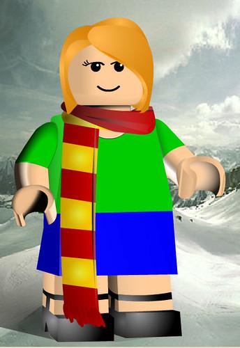 Me as a lego!