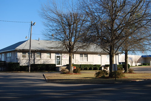 WPA built building at Texarkana Airport