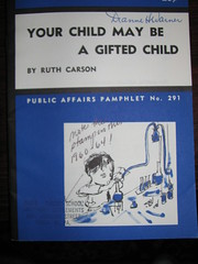 1959 Book on Gifted Children
