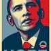 Obama - Hope Poster by spaceninja