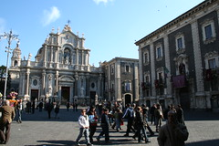 Catania - centro storico
