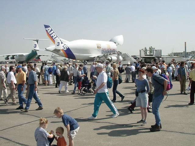 Airbus A300-600 ST Beluga