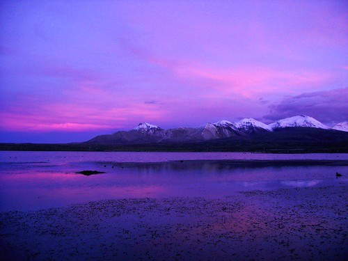 chile beautiful lago atardecer naturesfinest chungará abigfave aplusphoto naturewatcher adraincl