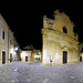A Greek Square In Lecce (Urban panoramic exam) (6 vertical shots sticked) (Piazza Chiesa Greca - Lecce - Salento - Puglia)