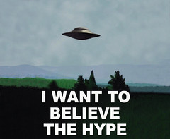 I Want To Believe The Hype