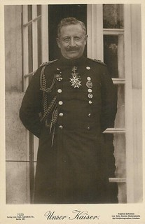 Kaiser Wilhelm II. , The German Emperor