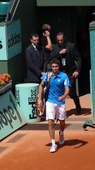 Gilles Simon - 3ème tour de Roland Garros 2009 - tennis french open