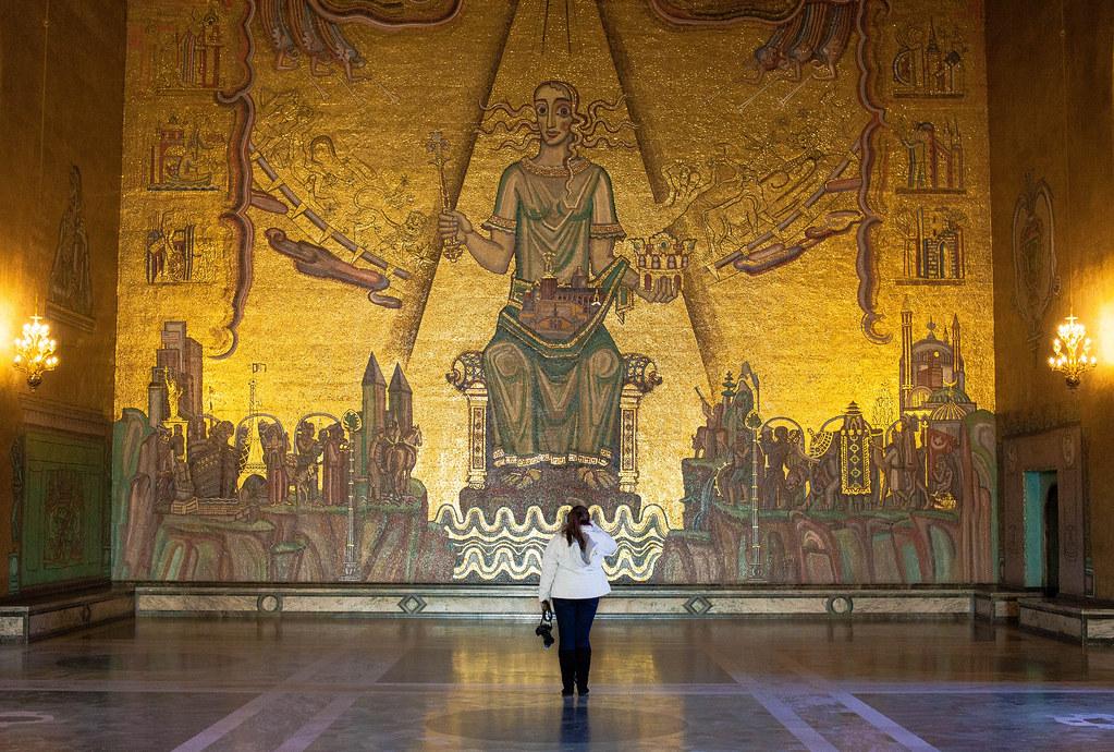 Golden Hall | Stockholm City Hall