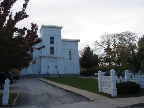 Whalers' Church, November '07