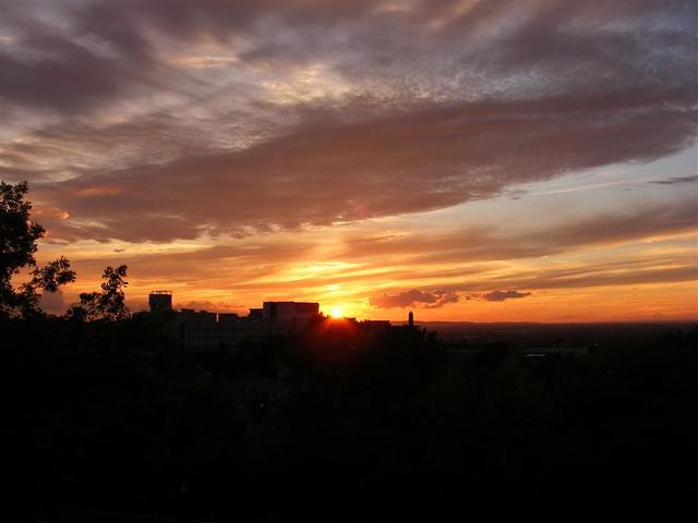Coucher du soleil montr al sunset flickr photo - Coucher de soleil montreal ...