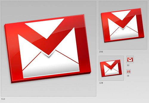 Gmail 512px - See description for download