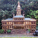 NYC - Bronx - New York Botanical Garden - 2007 Holiday Train Show - City Hall