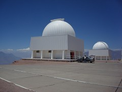 observatory, building, dome,