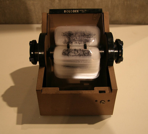 Die Hard Rolodex