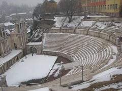Plovdiv Roman Amphitheatre