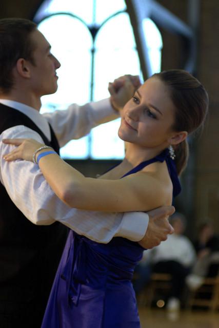 8th Annual University of Michigan Ballroom Dance Competition