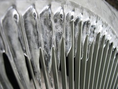 close-up, icicle,