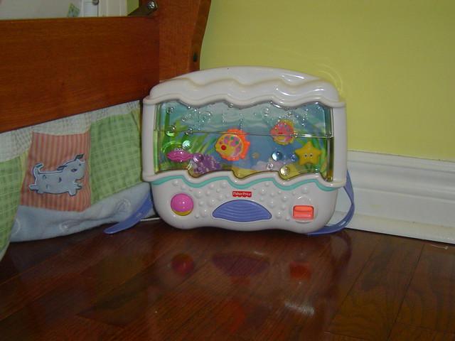 fisher price aquarium mobile flickr photo sharing. Black Bedroom Furniture Sets. Home Design Ideas