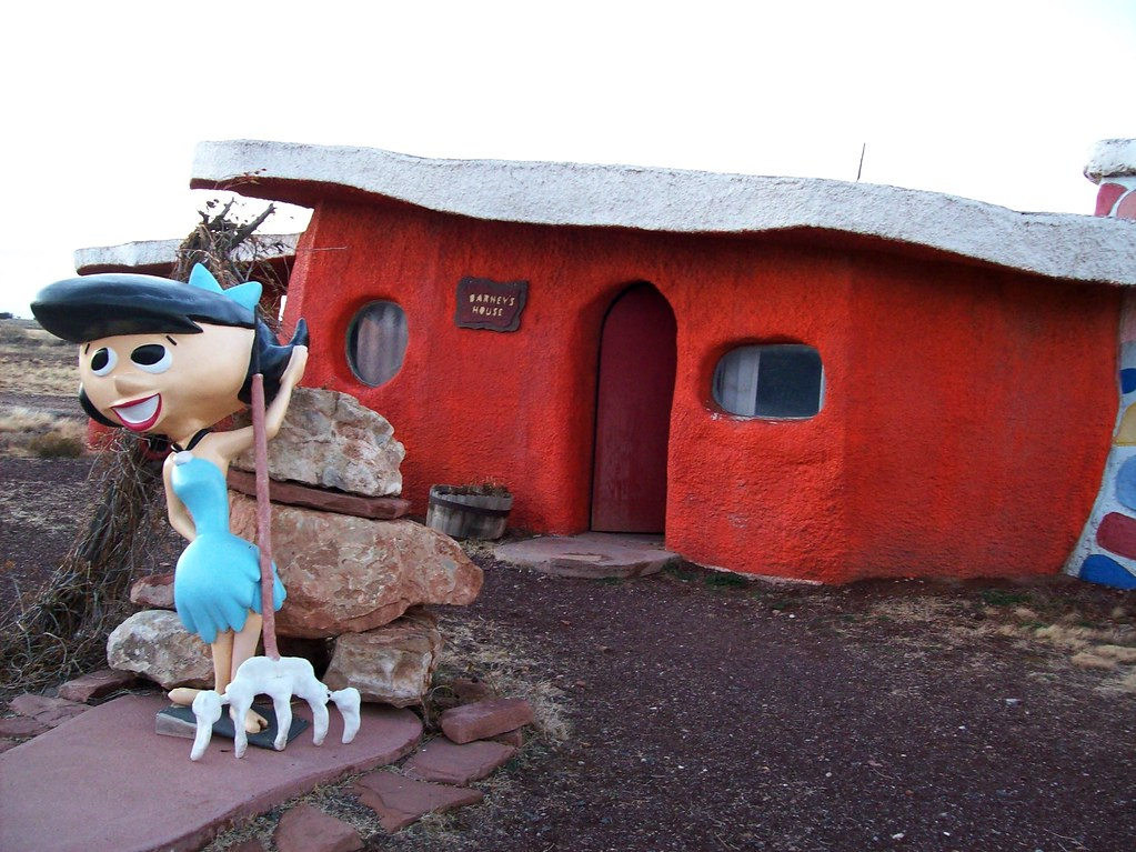 Bedrock City, Arizona