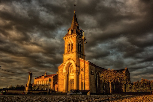 Eglise de Villemotier